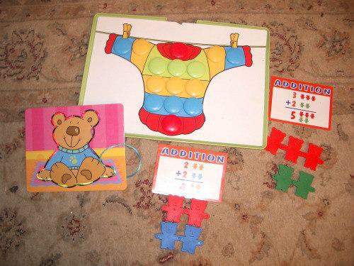 BFIAR-Jesse Bear-Maths activities-hands on