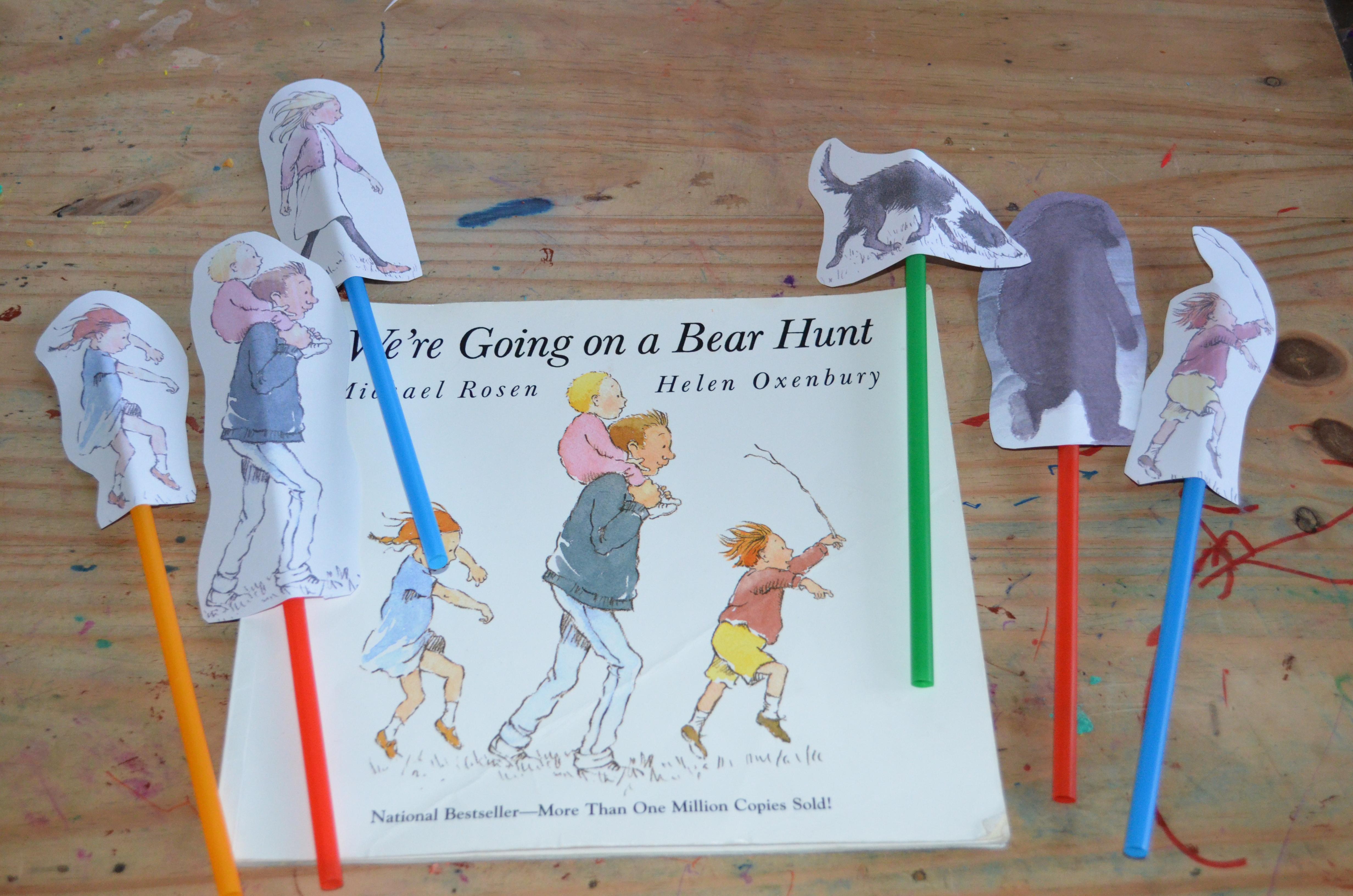 Preschool Adventure Box B4fiar We Re Going On A Bear Hunt