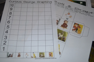 A graphing opportunity- another great printable from Beth