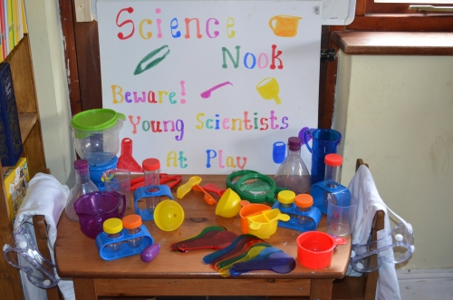 Our Science Nook