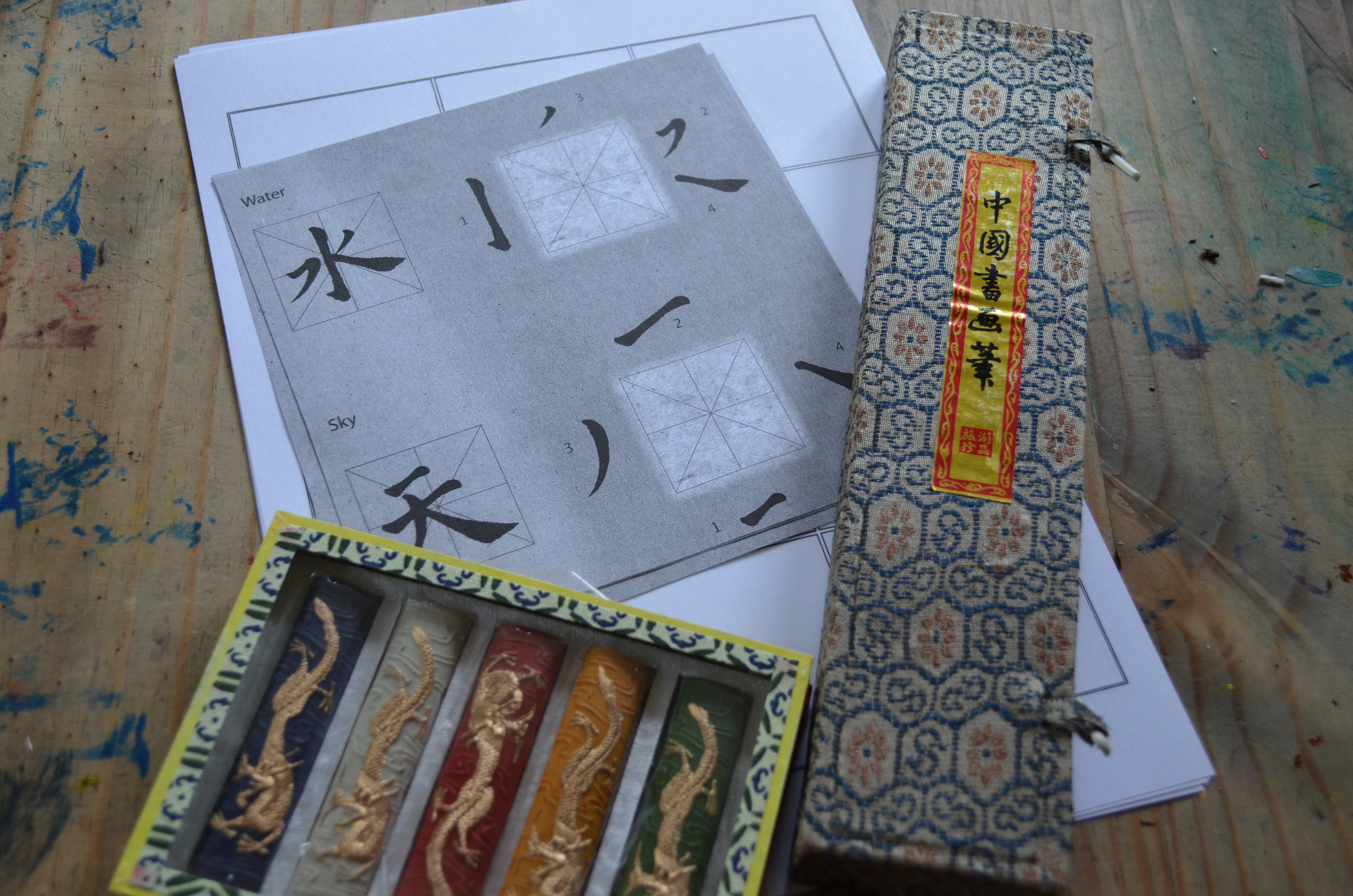 Ancient Chinese Writing History: Facts, Characters & Styles