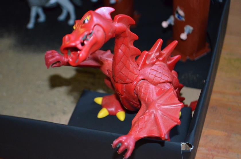 Geryon, a play mobil dragon