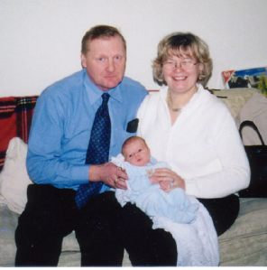 You with Grandad and Granny