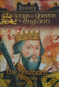 This DVD was usefull to pull together all we had learnt so far of English royalty spanning from King William the Conqueror to King John.  It was a good conclusion to our studies of this era