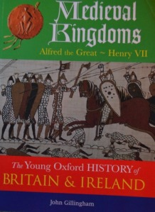 Brief synopsis on the kings during this time, which much extra historical information.  I bought the whole set from a charity shop for four pounds!