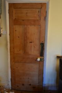 Our new living room door