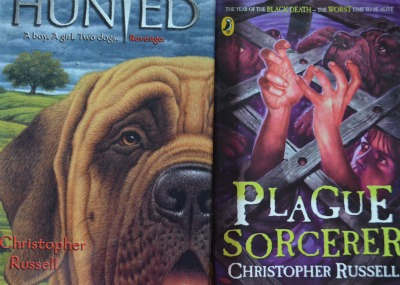 There are few fiction books available written about the plague.  These two are one and the same book with different titles.  I include both just in case one is out of print or hard to find.  They are part of a series which my children really enjoyed but this is the only one which deals with the plague.