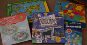 Games and other learning resources