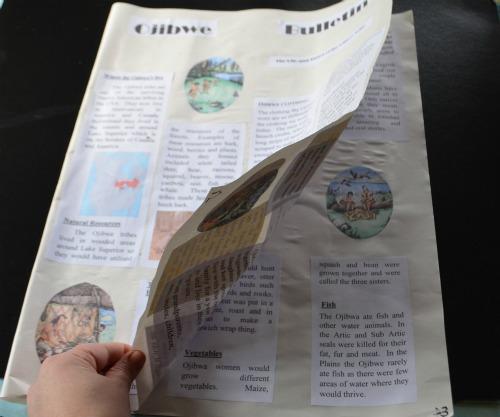 The final Newspaper