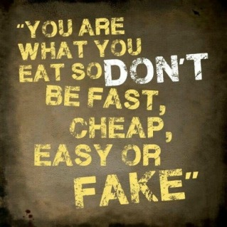 don't be fast...