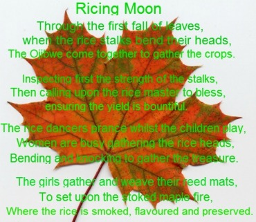 ricing moon