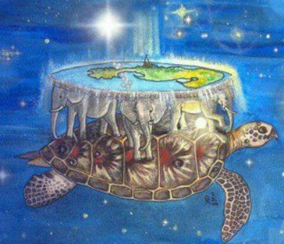 Native American Turtle Island Ojibwe Calender – AN...