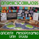 ancient mesopotamia pin