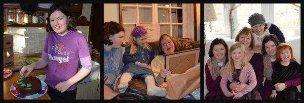 Ribbet collageunschooling