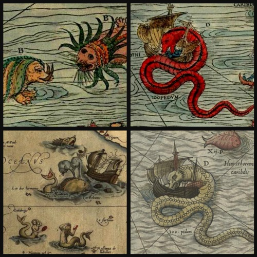 Ribbet collagesea monsters1