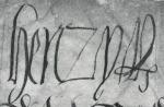 elizabethan henry8signature