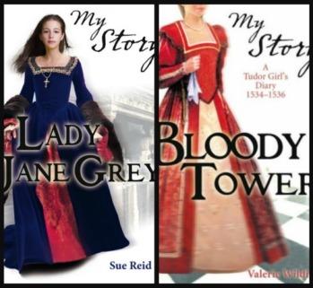 elizabethan novels ladyjanegrey