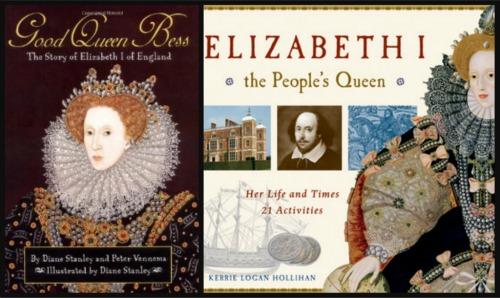 Ribbet collagebooks for elizabethan study
