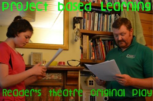 Reader's theatre 1