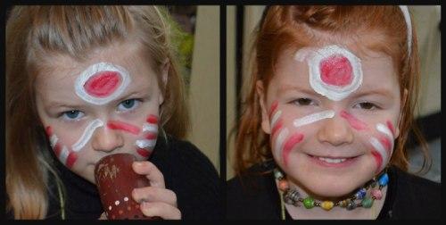 Australia-aboriginal-face-paint