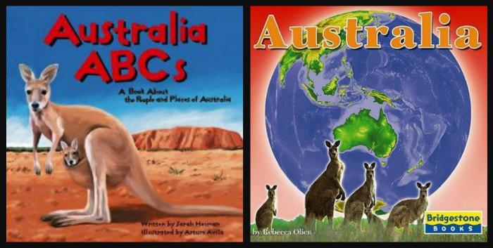 Australia-unit study-resource-book