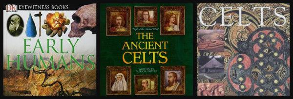 ancient celt-unit study-factual books
