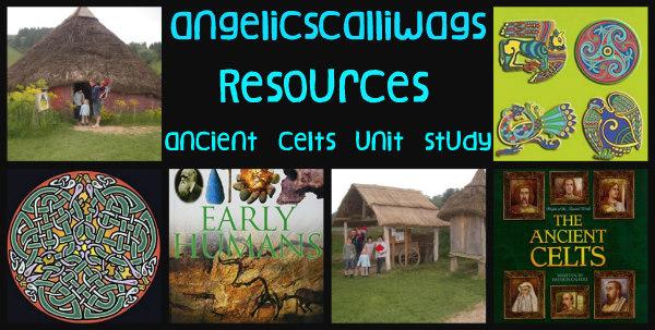 ancient celt-unit study-resources-books