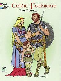 ancient celtic fashions