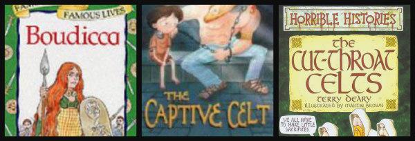 ancient celts-unit study-elementary books