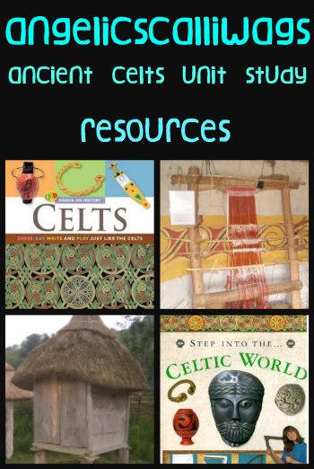ancient celts-unit study-resources