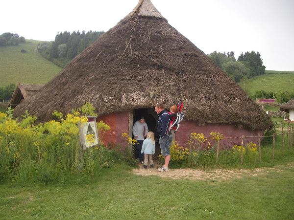 Butser Farm-celts-homeschool-field trip-house