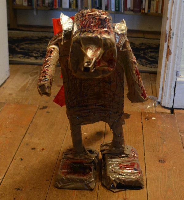 Dinosaur-junk model-8