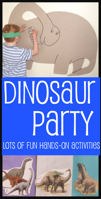 Dinosaur-party-activities