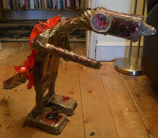 Dinosaurs-junk model-7