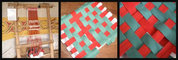 Ancient Celts, activities, weaving