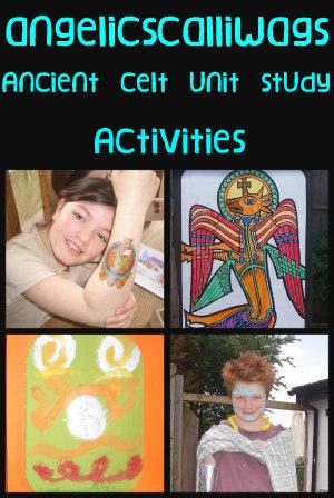 Ancient Celts-unit study-hands on activities
