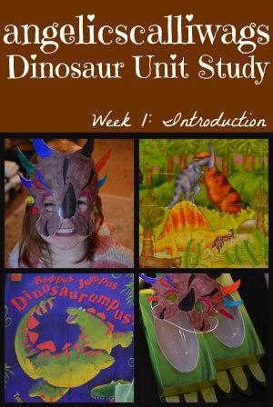 Unit Study-Dinosaur-Hands On