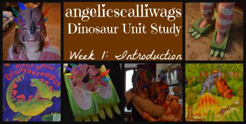 Unit Study-Dinosaurs-Fun-Hands On
