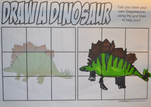 Homeschool-Dinosaur-Unit-1