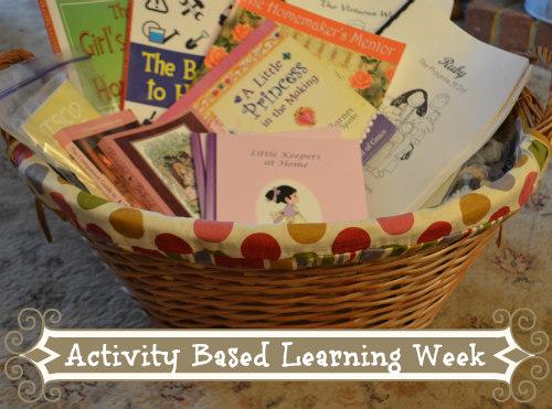 activity based learning week