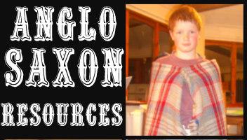 Anglo-saxon Unit Study-resources