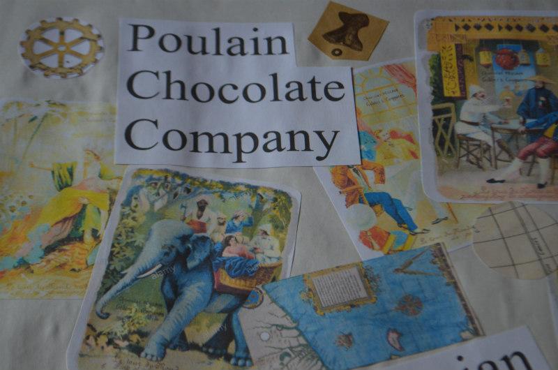 Poulain chocolate company