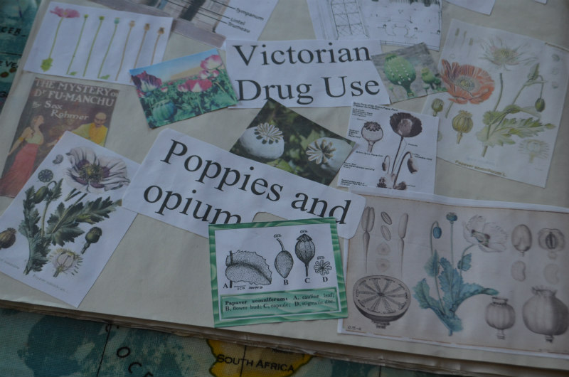 Victorian Drug Use 4