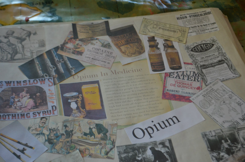 Victorian Drug Use 5